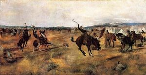 Charles Marion Russell - Campo Rompere