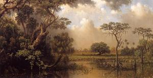 Martin Johnson Heade - Il Grande Florida Palude