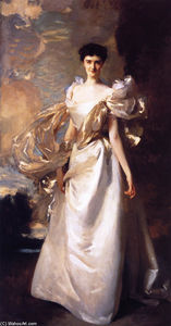 John Singer Sargent - margaret hyde , 19th Contessa di Suffolk