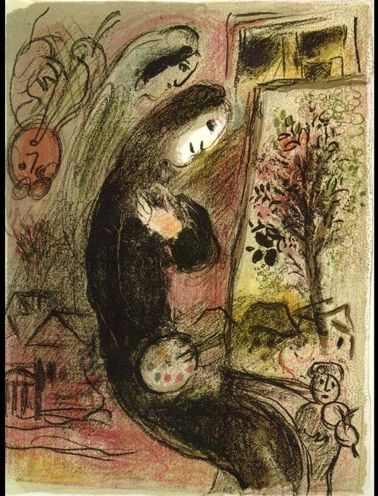 | Ispirazione di Marc Chagall | Most-Famous-Paintings.com
