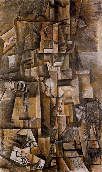 | L'appassionato ( Il torero ) di Pablo Picasso | Most-Famous-Paintings.com