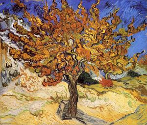 Vincent Van Gogh - Mulberry Tree (noto anche come The Mulberry Tree)