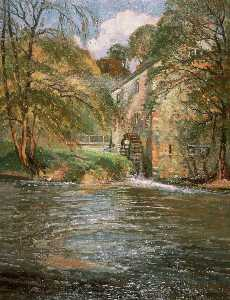 Donald Henry Floyd - Autunno sul Monnow