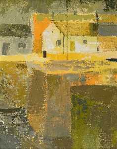 David Reeve Fowkes - Cottage , Johnshaven , Montrose